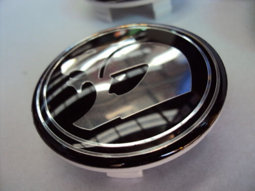 Hsv centre Caps, to suit genuine wheels, 63mm in black set of 4 Free  Postage !!